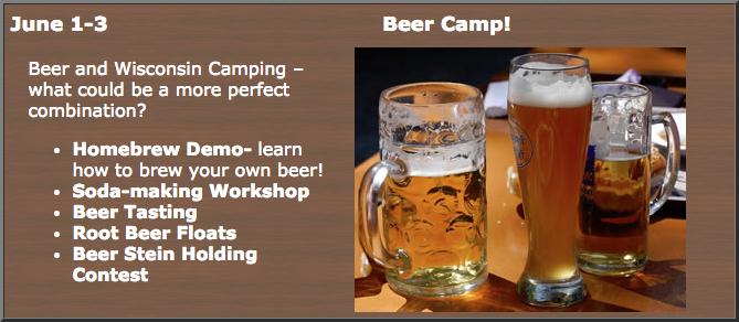 Beer Camp info